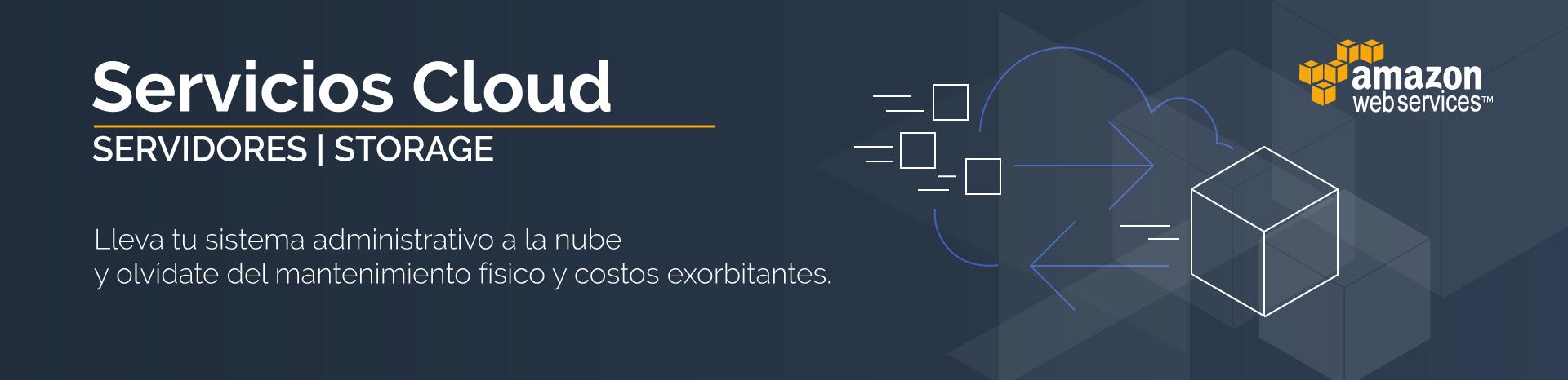 Servicio Cloud AWS